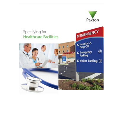 Picture of Specifying for Healthcare Facilities