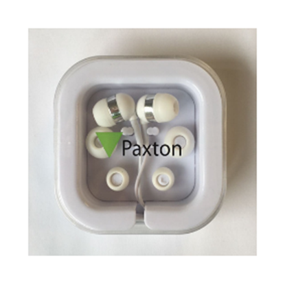 Picture of Paxton earphones